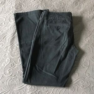 American Eagle Outfitters Navy blue pants.